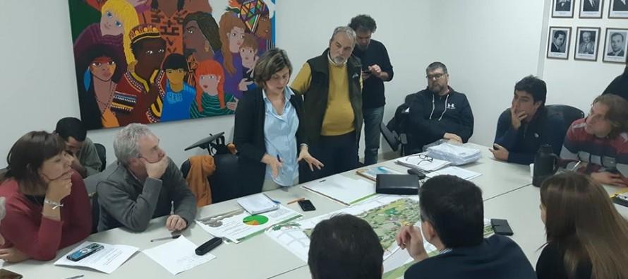 Se aprobó por unanimidad avanzar con el proyecto del Parque Verde Público de Villa Adelina