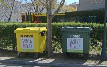 """El Programa """"Sanfer Recicla"""" se extiende al barrio Parque de la Reconquista"""