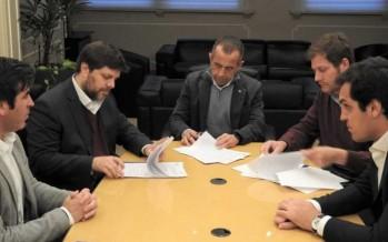 El OPDS firmó acuerdos de cooperación y asistencia con el INTI y el IRAM