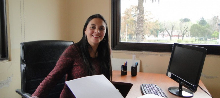 """Florencia Mosqueda: """"Tenemos la responsabilidad de profundizar políticas para que Tigre sea sustentable"""""""