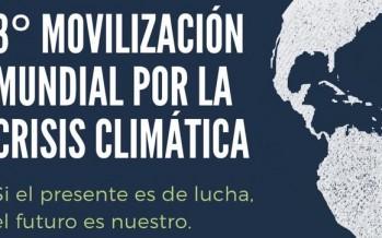3ra Movilización Mundial por la Crisis Climática