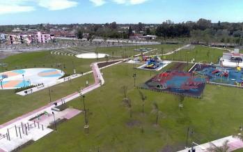 San Fernando amplió en cuatro hectáreas el Parque del Bicentenario