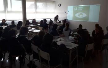 Proyecto de implementación de los Objetivos de Desarrollo Sostenible en escuelas primarias de San Fernando