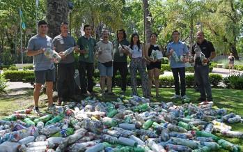 El Municipio de San Fernando y Ecowork siguen desarrollando tareas de reciclaje