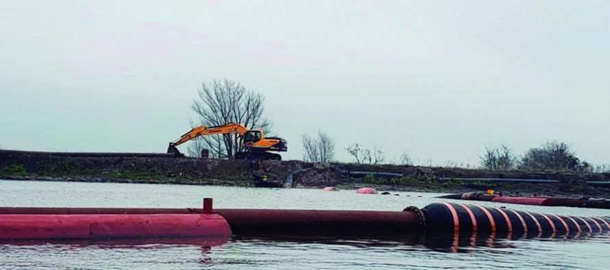 Ampliación del Canal Santa María: se reflotó la denuncia sobre los negocios inmobiliarios