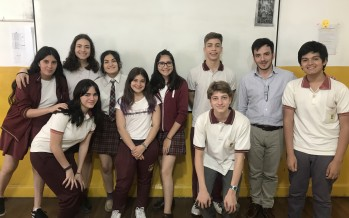 Estudiantes del Colegio Misericordia de San Fernando presentaron propuestas para combatir el cambio climático