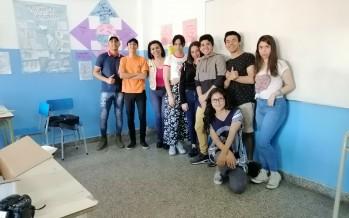 'Reciclar no es secundario': una propuesta ambiental de estudiantes de la Secundaria 17 de San Fernando