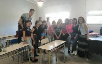 """""""Buscando igualdad"""", la innovadora propuesta sobre género de la Secundaria 16 de San Fernando"""