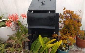 En Vicente López reparten recipientes para fomentar el compostaje domiciliario
