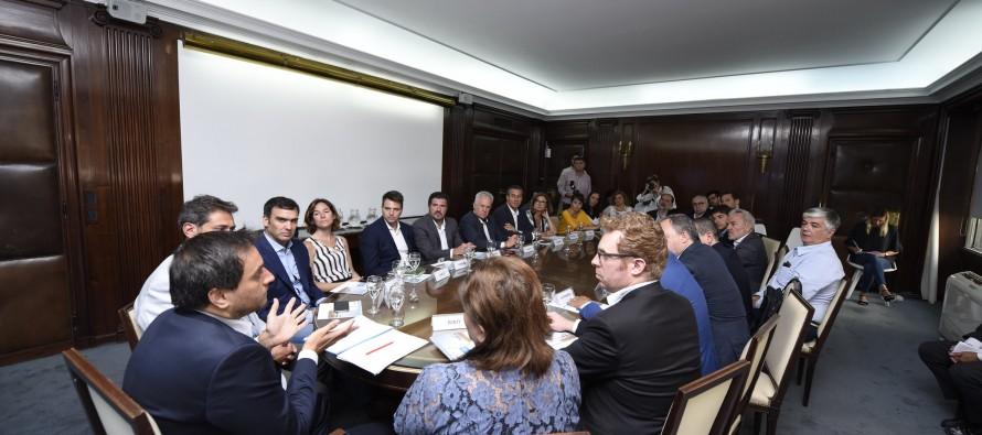 Agenda ambiental: autoridades provinciales se reunieron con el ministro Cabandié