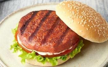 En Villa Adelina crearon una hamburguesa vegana que se vende de a miles por día
