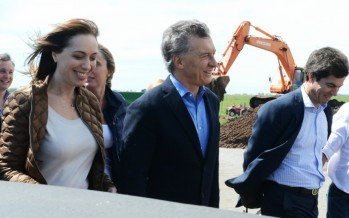 Vidal solo ejecutó el 4% del presupuesto que había recibido para las obras del Río Luján