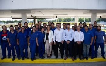 AySA firmó un convenio para realizar obras de agua y cloacas en Pilar y San Fernando