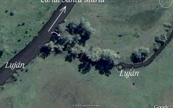 Denuncian que el crédito para la Cuenca del Luján se utilizó para crear un canal que atenta contra los humedales