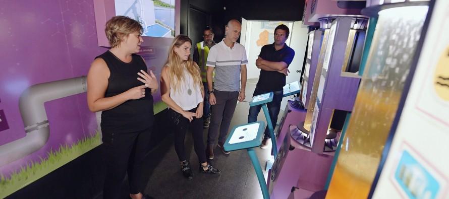 Funcionarios de San Fernando visitaron CEAMSE e intercambiaron políticas ambientales