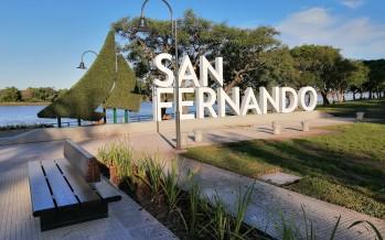 San Fernando: mateada y actividades culturales en la Costanera Pública Municipal