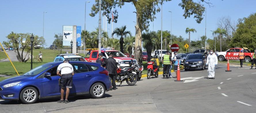 Tigre: 52 personas fueron demoradas por no cumplir con el aislamiento preventivo
