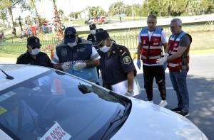 Controles de aislamiento en Tigre