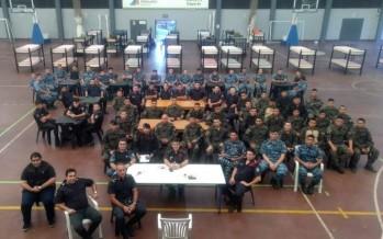 San Fernando: se refuerzan los controles en la calles con Policía de la Provincia