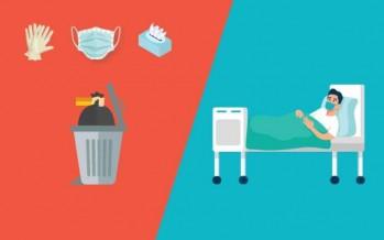 Coronavirus: recomendaciones para el manejo de residuos en la atención domiciliaria