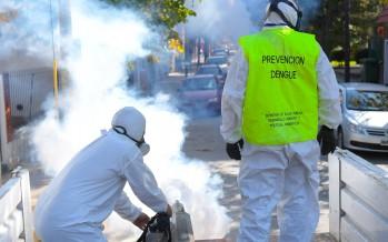 San Fernando sigue fumigando contra el dengue y solicita mayor prevención en los hogares