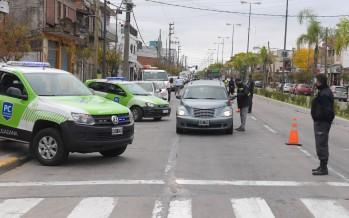San Fernando fortalece los controles de seguridad para garantizar el cumplimiento de la cuarentena