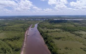 El gobierno de la Provincia realizará obras del saneamiento del río Lujan con fondos de la CAF