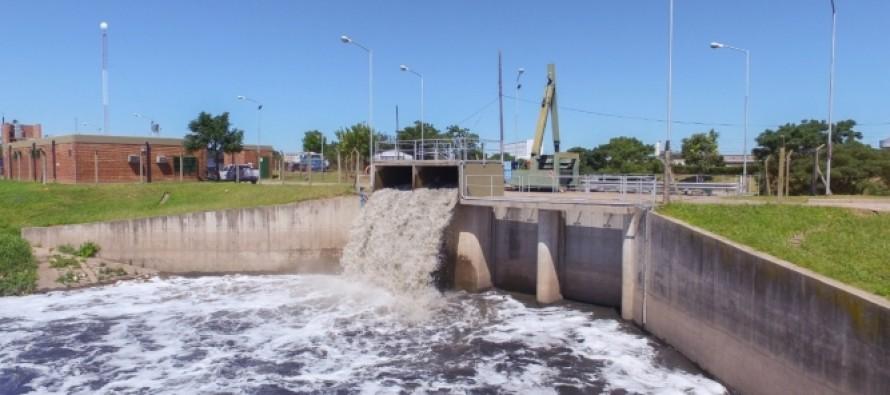 Se realizarán obras de mantenimiento y refacción de bombeo en el río Reconquista