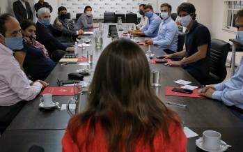 Intendentes del norte del conburbano analizaron medidas de control con la ministra Frederic