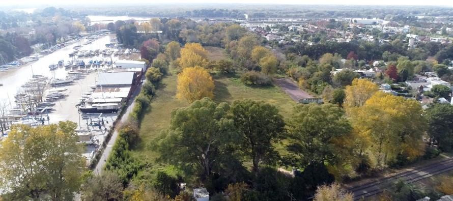San Fernando recupera 10 hectáreas en donde funcionará una reserva ecológica educativa con salida al río