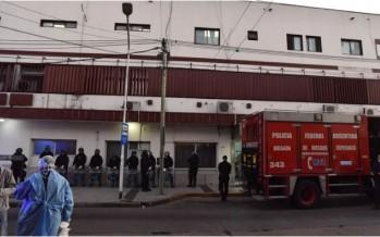 Nuevo allanamiento a la clínica de Vicente López en la que hubo 36 contagios por coronavirus