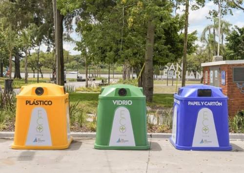 EcoSanfer: consejos ambientales, entrega de semillas, separación de residuos y puntos de acopio