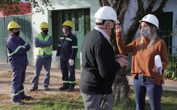 Tigre: AySA inauguró una red de agua que beneficia a 12.000 vecinos de Benavidez