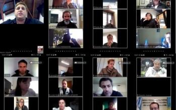La Unión Industrial de Pilar realizó un encuentro virtual con industriales, comerciantes y AFIP