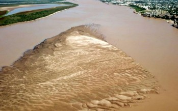 Después de muchas semanas de bajante, el río Paraná mejoró su caudal