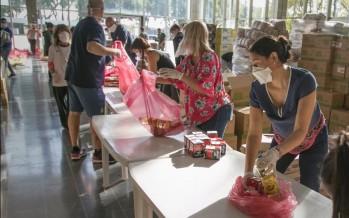 Coronavirus en zona norte: en mayo estiman entregar 116 mil bolsones de comida en las escuelas públicas