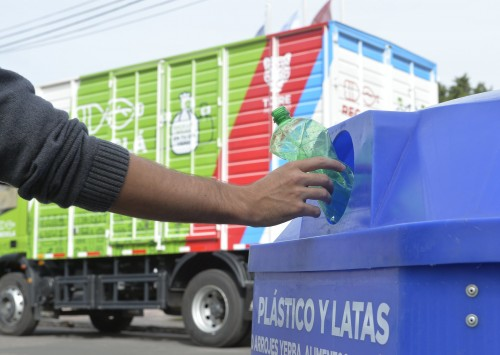 """El programa """"Reciclá"""" de Tigre cumplió su primer año de vida"""