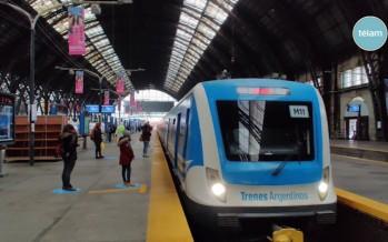 La aplicación Reservá Tu Tren fue utilizada en la primera semana por más del 90% de los pasajeros