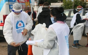 Llegan a 110 los casos positivos en el barrio San Jorge de Tigre