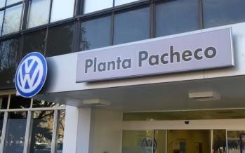 Se registraron tres casos positivos de COVID-19 en la planta de Volkswagen en Pacheco