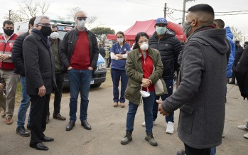 Tigre: ante el aumento de casos de coronavirus, se intensifican los controles en el barrio San Jorge