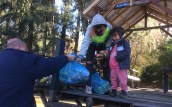 Tigre entregó 250 bolsas de alimentos a familias del Delta para mitigar los efectos de la pandemia
