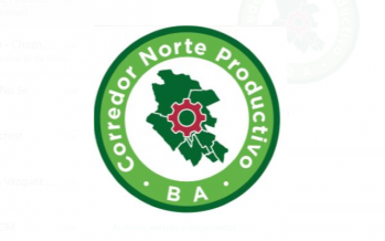 El Corredor Norte Productivo presenta nuevo logo