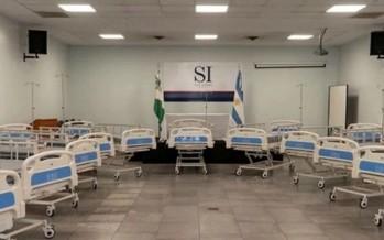San Isidro: su hermano se curó del cáncer y en agradecimiento donó 15 camas equipadas