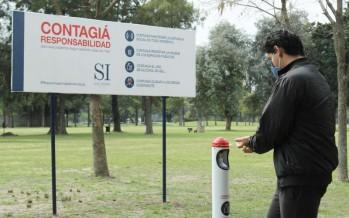 San Isidro abre a la comunidad tres parques públicos