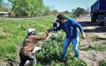 Escobar Sostenible: jornada ambiental de limpieza y prevención del dengue
