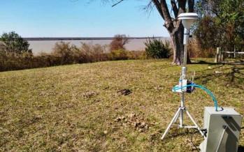 El OPDS realiza estudios de calidad de aire en el norte de la Provincia