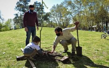 Nueva jornada de conservación y restauración ambiental en Escobar