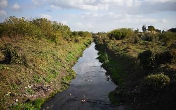 La Municipalidad de Escobar continúa con las obras hidráulicas en el distrito