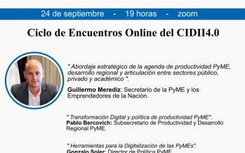 La UTN Pacheco realizará una charla virtual para PyMEs y emprendedores